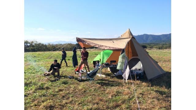 2018年 10月27~29日 富士山YMCAキャンプ