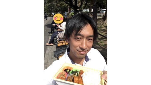 2019年 3月20~22日 日比谷公園で弁当を食べる会