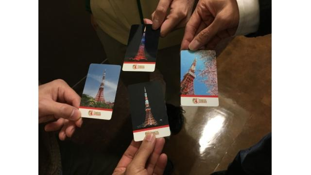 2019年 4月27~30日 東京タワー階段