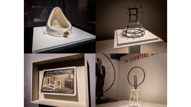 第7回インターバルレクリエーション…東京国立博物館・フィラデルフィア美術館交流企画特別展「マルセル・デュシャンと日本美術」