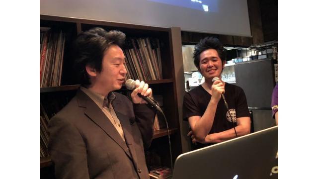 "【""GIGS"" CASE OF NO FUTURE 前夜祭】「人生を変えた曲!」NO FUTURE(KM・いーじす)編"