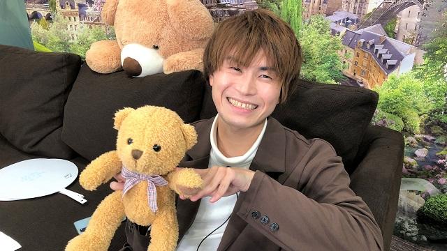 【一部会員限定】高坂知也の「フェアリーTeaTime」 19かいめ 撮りおろし写真
