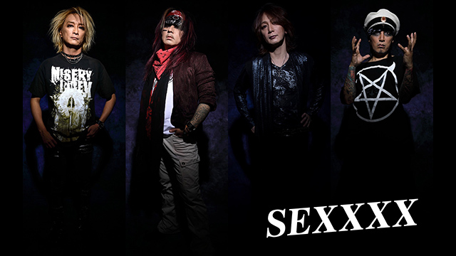 【2月20日(水)20時〜生放送決定】GEORGE CHANNEL Vol.3 SEXXXX「The World will not stop」RELEASE SPECIAL