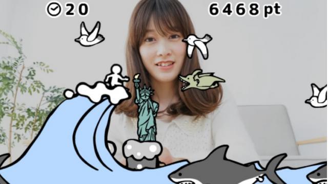 【8/15】波乗り世界旅行「ニコニコウェーブ」を掲載