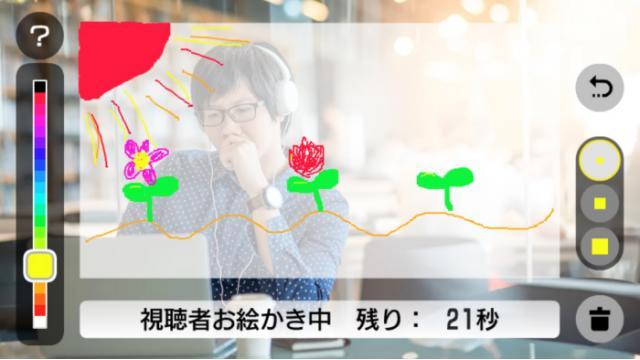 【12/18追記】「お題でお絵描き」アップデート!