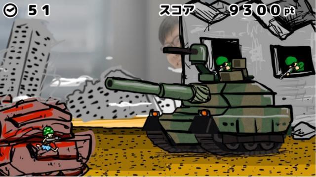 【3/11】自作ゲーム「この戦いが終わったら・・・」紹介