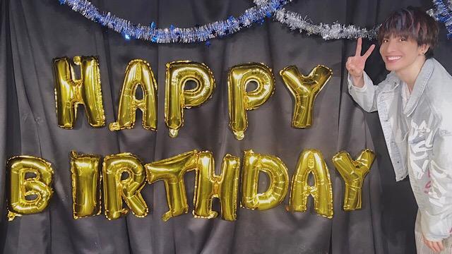 世界一幸せな誕生日
