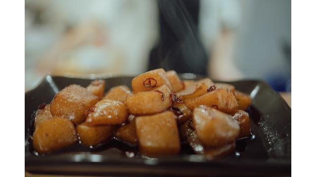 【20191128】こんにゃくのピリ辛煮