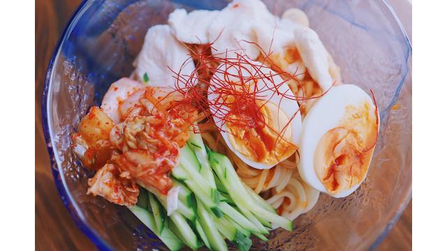 【20200819】ビビン麺