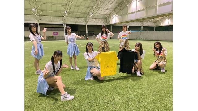 NMB48 VS STU48出演メンバー全員の直筆サイン入りTシャツプレゼント企画のお知らせ