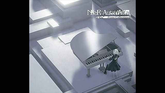 スクウェア・エニックスゲーム『Piano Collections NieR:Automata』(ピアノアレンジアルバム)