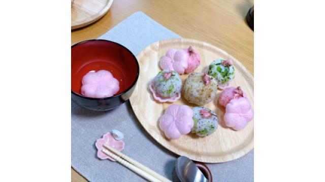 #7桜のおやつ!&デザート