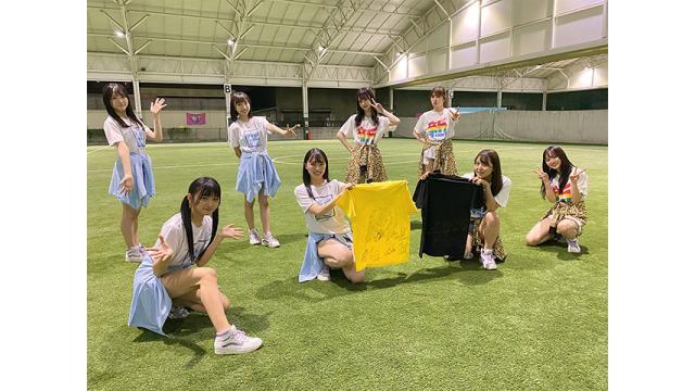 【STU48&NMB48チャンネル会員限定】STU48 VS NMB48 チャンネルコラボ放送出演メンバー全員直筆サイン入りTシャツプレゼント