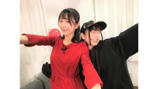 【一部会員限定】第2回生放送後のめぐちぃ&しゃわこ (3)