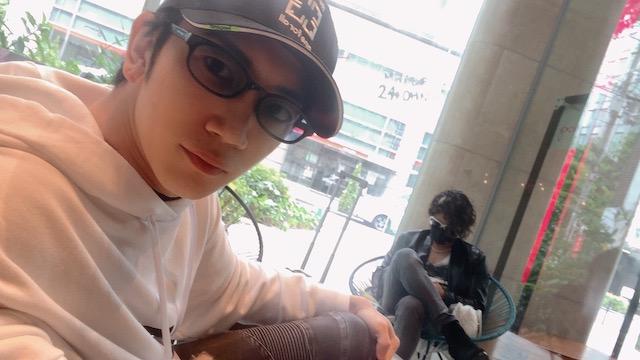 9月27日兄さんと弾丸で大阪。そして即帰巧。
