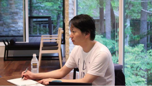 【新連載】長谷川リョー『考えるを考える』 第1回 思想家・山口揚平に聞く、「意識をコントロールし、情報を有機化する方法」