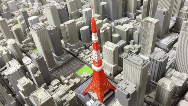 近代都市・東京を再現する拡張型都市開発フィギュア「ジオクレイパー」とは? 製作者・内山田昇平インタビュー(PLANETSアーカイブス)