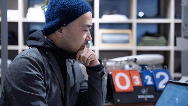 長谷川リョー 考えるを考える 第15回 ITビジネスの原理をファッションに転用「インターネット時代のワークウェア」発明に挑む ALL YOURS・木村昌史