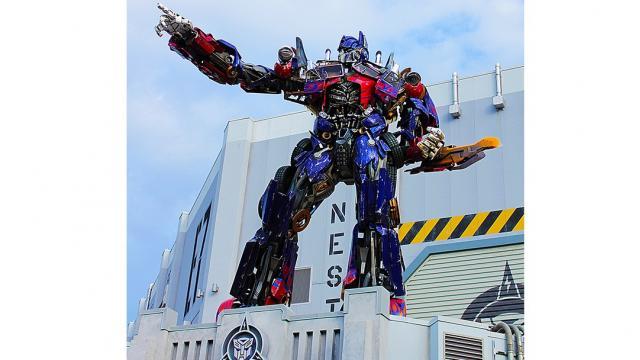 トランスフォーマー(5)「合体するロボットたちの主体とリーダーシップ」 池田明季哉