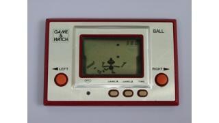 中川大地の現代ゲーム全史[日本編]:第9回 電子ゲームの流行と「ゲーム&ウオッチ」が切り拓いた風景
