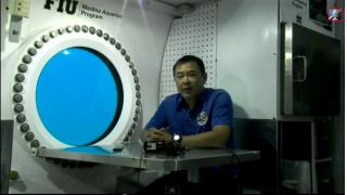 【放送予定】9月3日(水) 13:00~「宇宙博2014」星出宇宙飛行士トークショー生中継