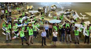 【放送予定】9月27,28日 第10回全日本学生室内飛行ロボットコンテスト