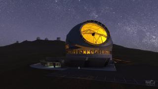 【放送予定】10月25日(土) 13:00~ 三鷹・星と宇宙の日2014 国立天文台 講演会【TMT望遠鏡】