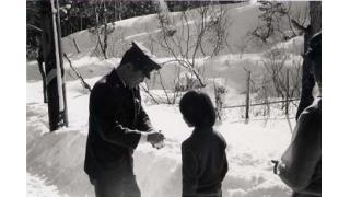 甲斐良治:雪の板谷峠・4半世紀前
