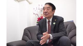 山田正彦:TPP交渉への参加表明は国民への裏切りだ