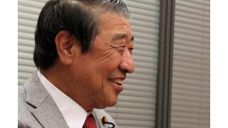 山田正彦(元農水大臣):食糧とエネルギーの地方分散型のセーフティネットで列島改造計画を