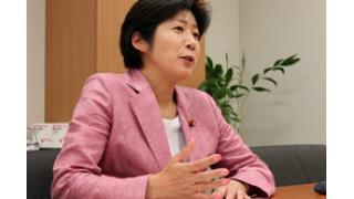 【第42回】政治家に訊く:江端貴子