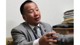 【第30回】政治家に訊く:大島九州男