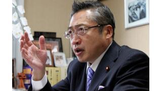 【第16回】政治家に訊く:渡辺喜美