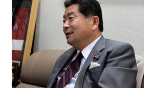 【第8回】政治家に訊く:中川秀直