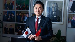 鳩山由紀夫元首相が本誌だけに語った胸の内「それでも、日中関係を強くする以外道はない!」