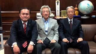 小泉元首相[脱原発]発言で大揺れ必至の自民党