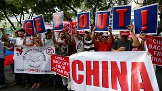 アジアで広がる反中デモの真実