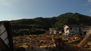 広島大規模土砂災害でわかった西日本集中豪雨 キケン度MAP