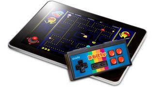 スマホゲームに足りないのはコレだったんだよ! スマホ&タブレット向けのゲームコントローラー『iCade 8-Bitty』