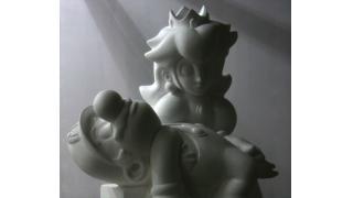 ミケランジェロを超えた? 世紀の傑作・マリオ彫刻アート