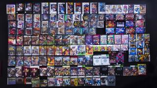 こんなにたくさんあったのか...『ストリートファイター』関連のゲームを全て集めてみた