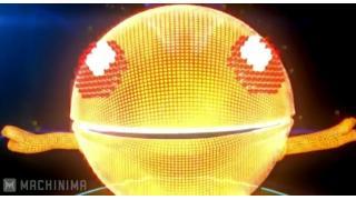 演出、CG、共にハイクオリティ! 映画の予告と見まごう出来の『パックマン』ファンムービー