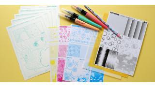 初音ミクが描ける! 少女向け雑誌『なかよし 9月号』にミクが描ける「進化形まんが家セット」が付属