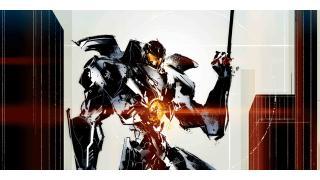 『メタルギア』、『Z.O.E』の新川洋司さんが描いた、映画『パシフィック・リム』新ポスター
