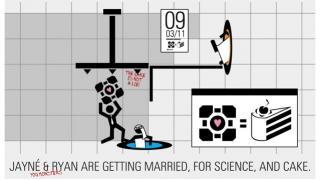 どれなら参加したい? ゲームオマージュな結婚式招待状