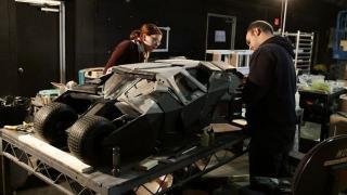 ミニチュアだって知っていましたか? 『ダークナイト』のカーチェイス使用されたバットモービル