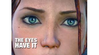 3DCGキャラクターに命を吹き込む秘訣は「眼」にあり