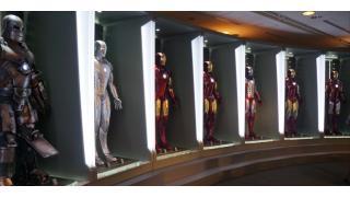 等身大アイアンマン・アーマー7体が原宿に集結! ファン感涙イベント『アイアンマン300%』へ行ってきました
