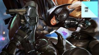 『アーカム・シティ』や『マヴカプ3』を手がけたアーティストによるド派手なコミックアート