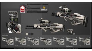 ゲーム用の銃火器をデザインをするスタジオが、あれから成功しているらしい